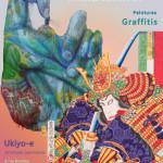 Peintures Graffitis & Ukiyo-e